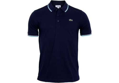 Lacoste Lacoste Men's Polo Navy Blue/Haiti-Blue-White