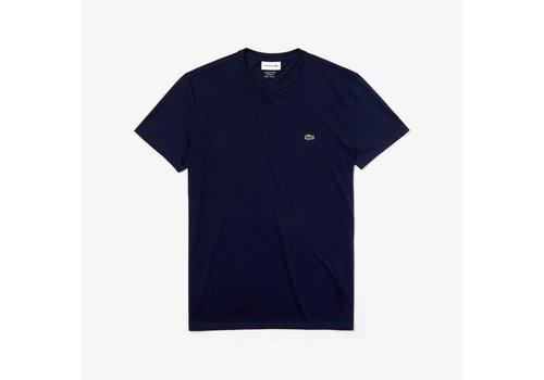 Lacoste Lacoste Men's Tee Navy Blue