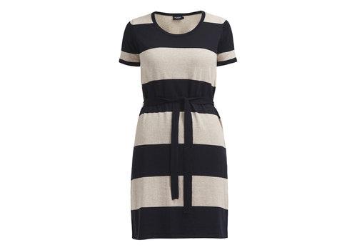 Holebrook Holebrook Elly Tee Dress Navy Khaki