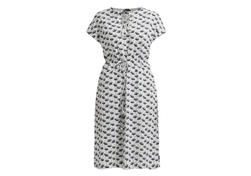 Holebrook Holebrook Fiona Dress White Ginko dots