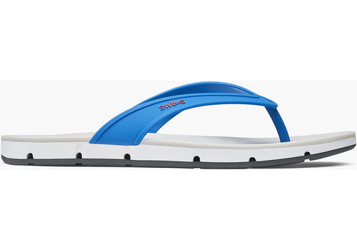 SWIMS Swims Breeze Tong Sandal BlitzBlue/White/Poseidon