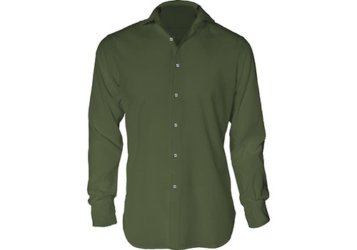 MC2 Saint Barth Mc2 Saint Barth Pamplona Classic Shirt Military