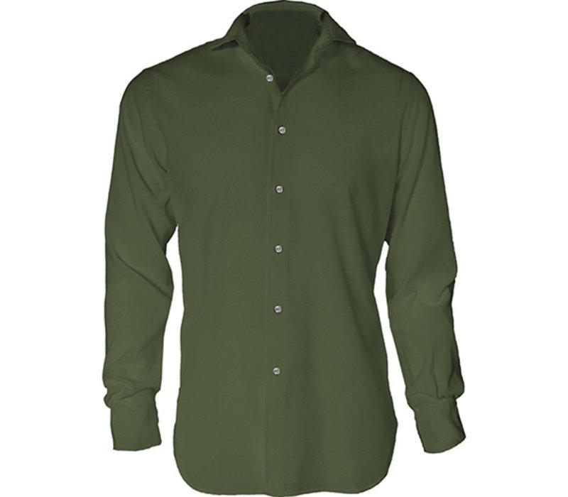 Mc2 Saint Barth Pamplona Classic Shirt Military