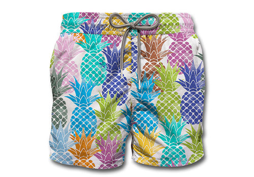 MC2 Saint Barth Mc2 Saint Barth Gustavia Classic Swimshort Summer Flavor