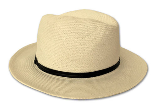 MC2 Saint Barth Mc2 Saint Barth Chapeaux Plage Hat Off White