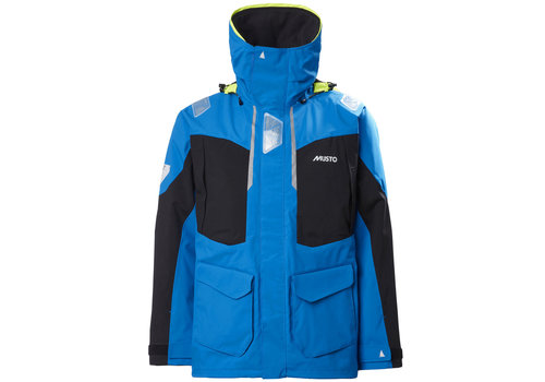 Musto Musto 80811 BR2 Offshore Jacket Brill. Blue/Black