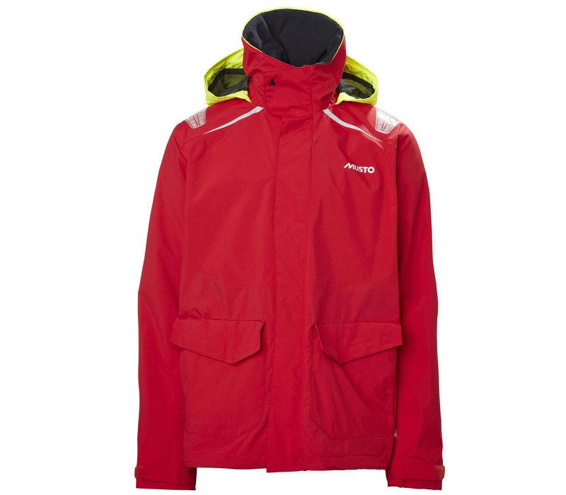 Musto 81208 BR1 Inshore Jacket True Red