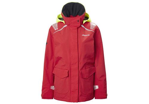 Musto Musto 81221 BR1 Inshore Jacket FW True Red