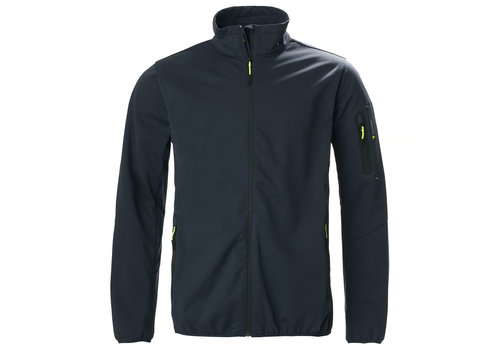 Musto Musto 80779 Musto Crew Softshell Jacket True Navy