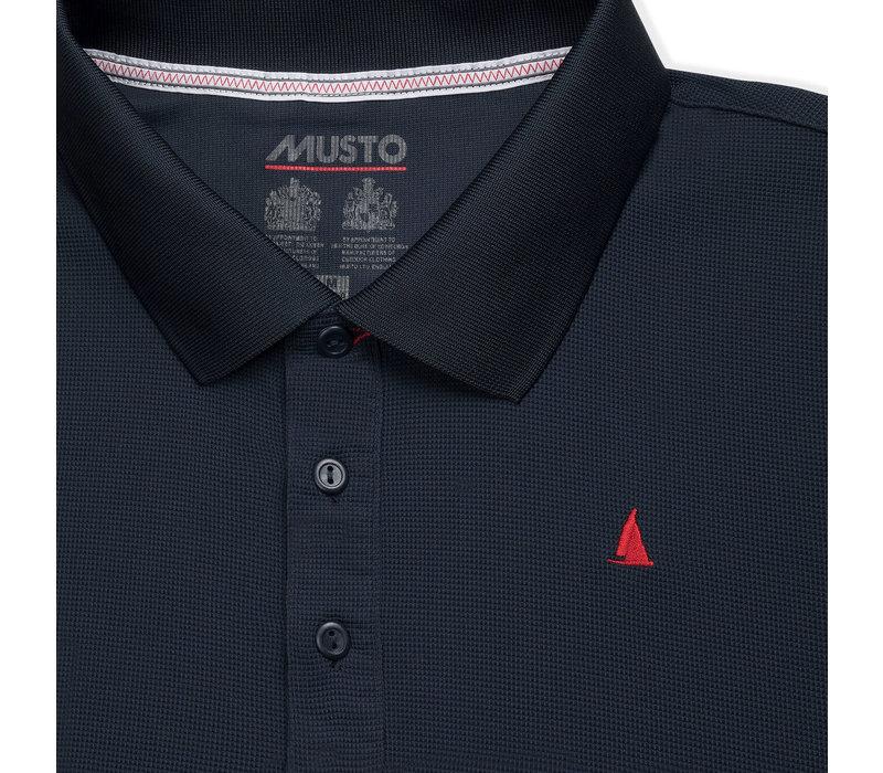 Musto 80430 Evo Pro Lite Plain Ss Polo True Navy