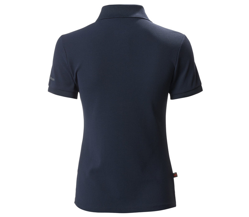 Musto 80487 Evo ProLite Plain Ss Polo Fw True Navy