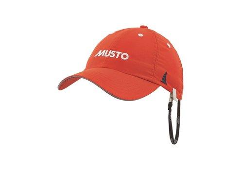 Musto Musto 80032 Fast Dry Crew Cap Fire Orange