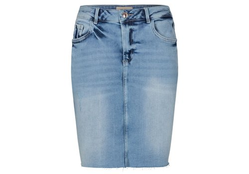 Mos Mosh Mos Mosh Ava Willow Skirt Light Blue