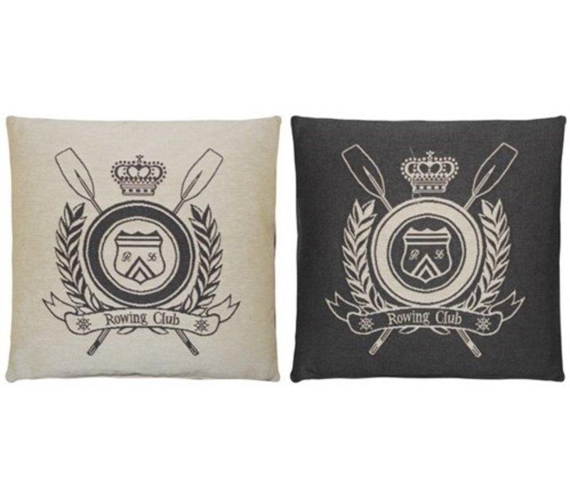 Rowing Club Cushions set van 2