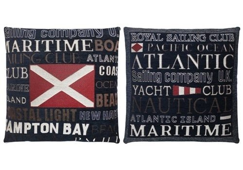 FS Home Collections Atlantic Cushions set van 2