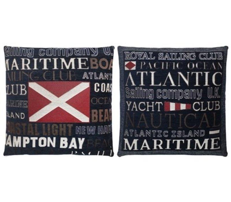 Atlantic Cushions set van 2