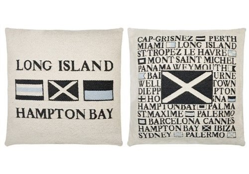 FS Home Collections Log Island Cushions set van 2