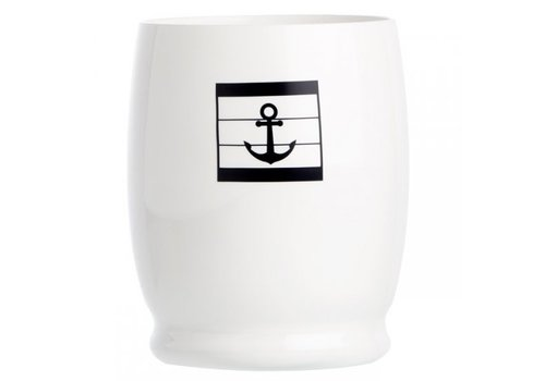 ARC Marine Sea Lovers Water Glass - Anchor