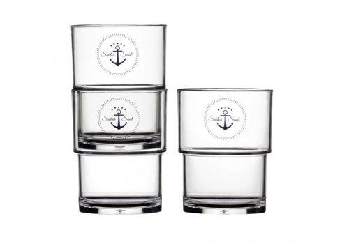 ARC Marine Sailor Soul Stackable Glass
