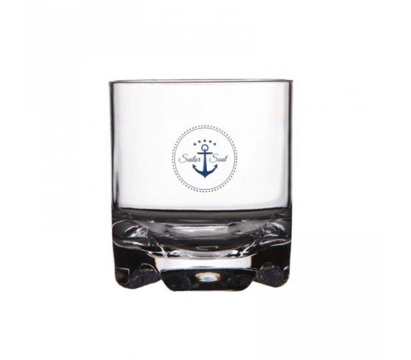 Sailor Soul Water Glass