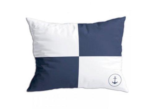 ARC Marine Santorini Set Cushions - Flags II Blu