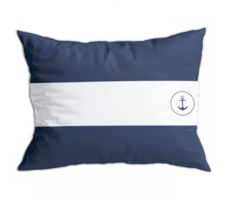 Santorini Set Cushions - Flags I Blu