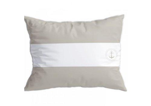 ARC Marine Santorini Set Cushions - Flags I Beige