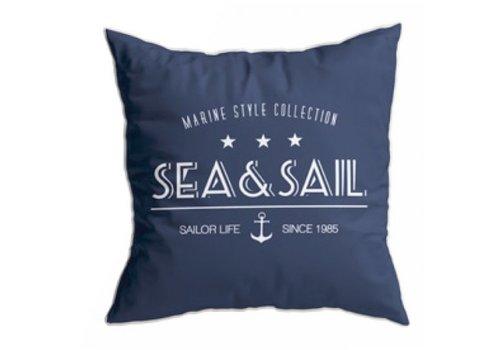 ARC Marine Santorini Set Cushions - Sea&Sail Blu