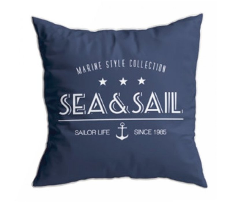 Santorini Set Cushions - Sea&Sail Blu