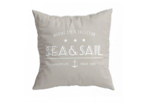 ARC Marine Santorini Set Cushions - Sea&Sail Beige