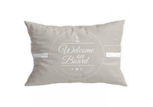 ARC Marine Santorini Set Cushions - Welcome Beige