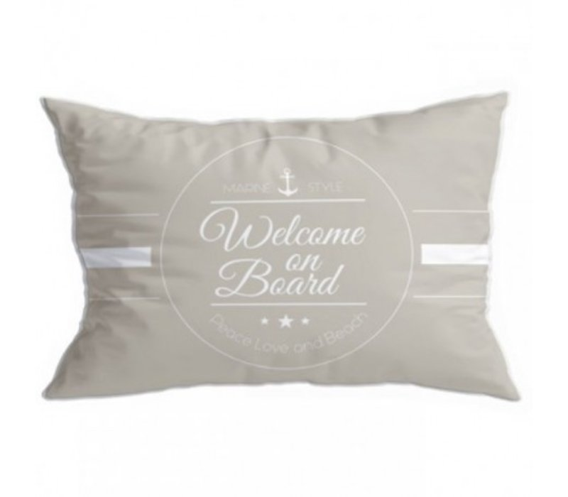 Santorini Set Cushions - Welcome Beige