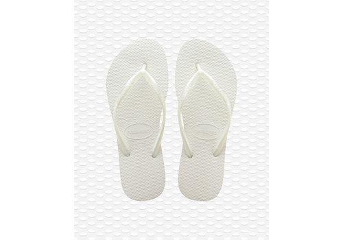 Havaianas Havaianas Flip Flop Women Slim White