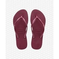 Havaianas Flip Flop Women Slim Bordeaux