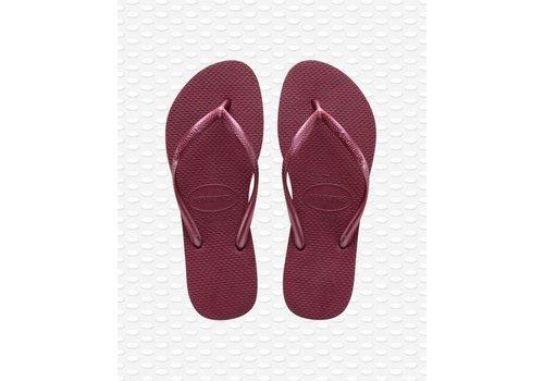 Havaianas Havaianas Flip Flop Women Slim Bordeaux