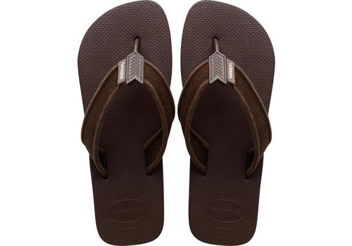 Havaianas Havaianas Flip Flop Men Urban Classic Basic Dark Brown