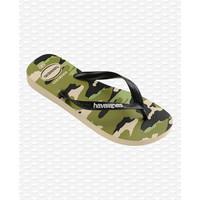 Havaianas Flip Flop Kids Top Camu Beige/Black