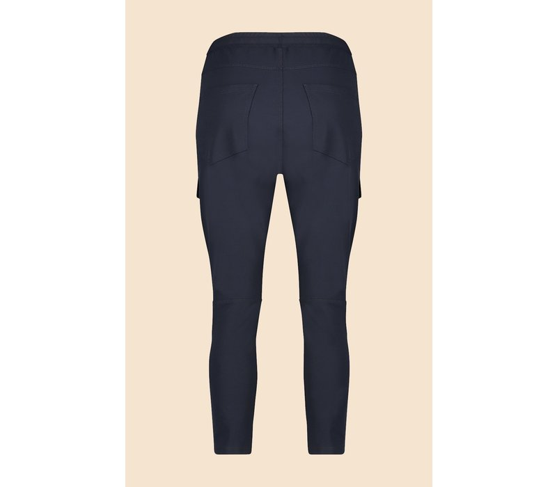 Penn & Ink Trousers F765 Navy