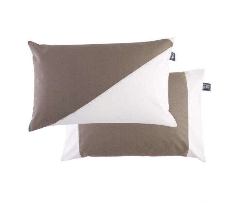 Waterproof Cushion Set Tabaco 40x60
