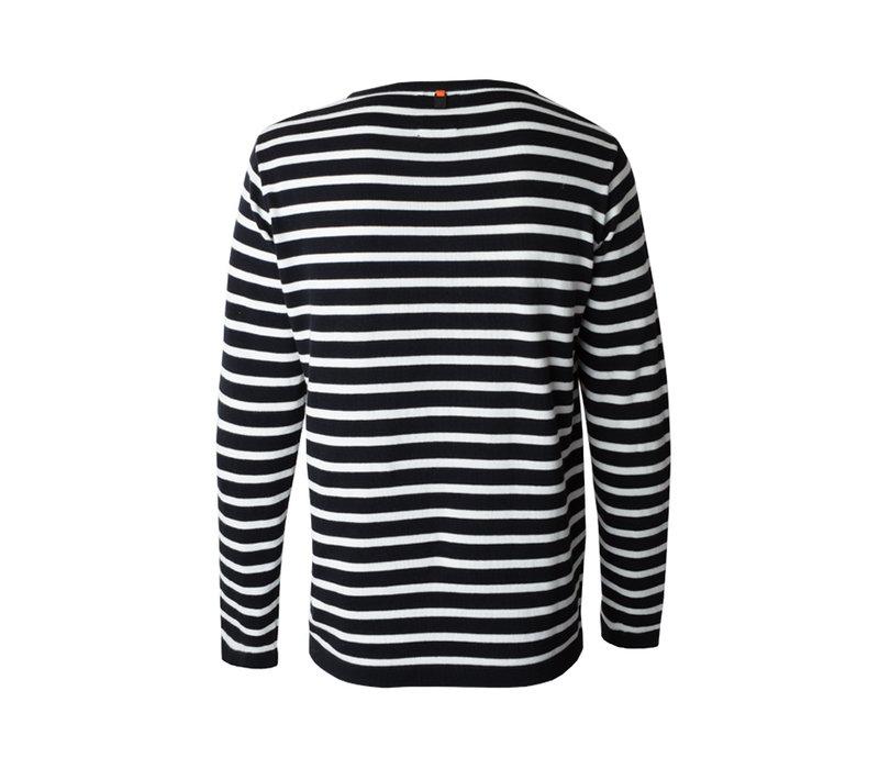 Roosenstein Wolke Jomme Navy Off White Stripe