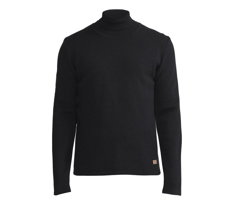 Holebrook Otto Rollneck Black