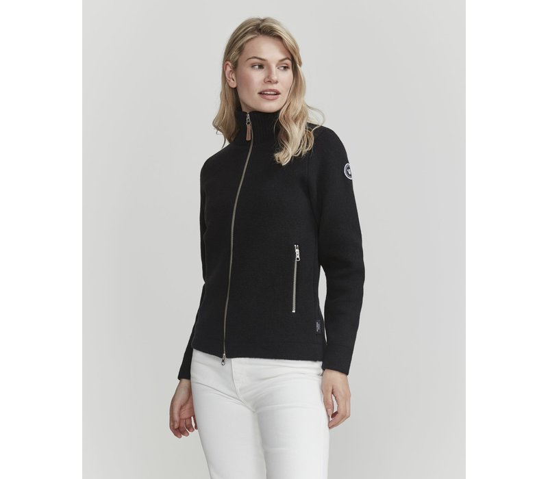 Holebrook Clair Fullzip WP Navy