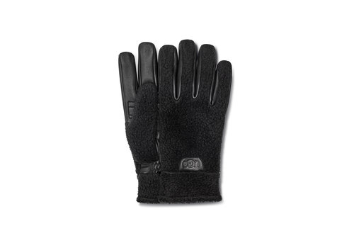 Ugg UGG Sherpa Gloves Men Black