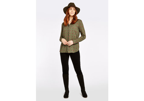 Dubarry Dubarry Delphine Dusky Green