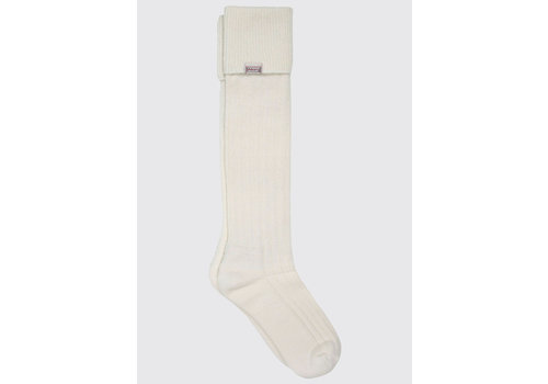 Dubarry Dubarry Alpaca Socks Short Cream