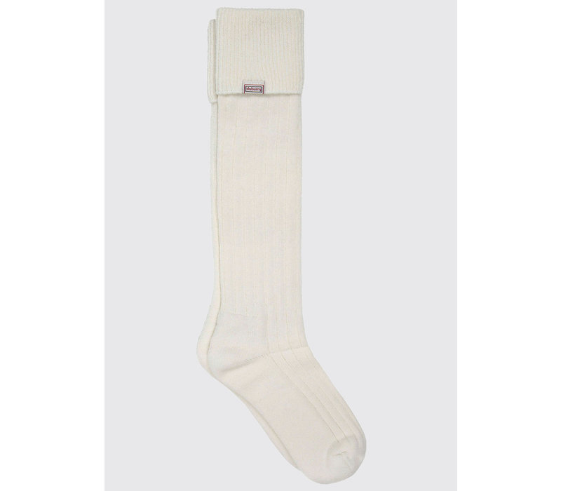 Dubarry Alpaca Socks Cream