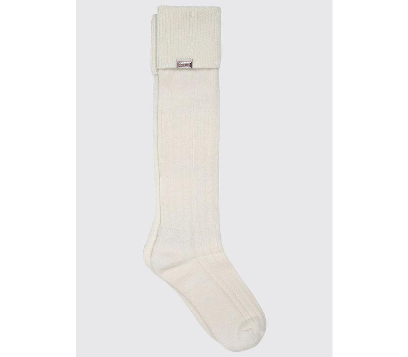 Dubarry Alpaca Socks Short Cream
