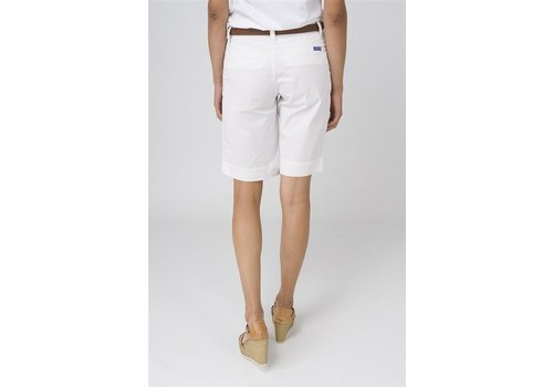 Batela Batela Nautical Bermuda White