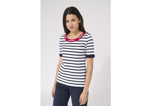 Batela Batela Nautical T-Shirt with Rope