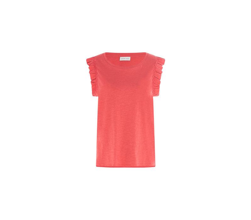 Fabienne Chapot Phill Frill Top Powder Pink